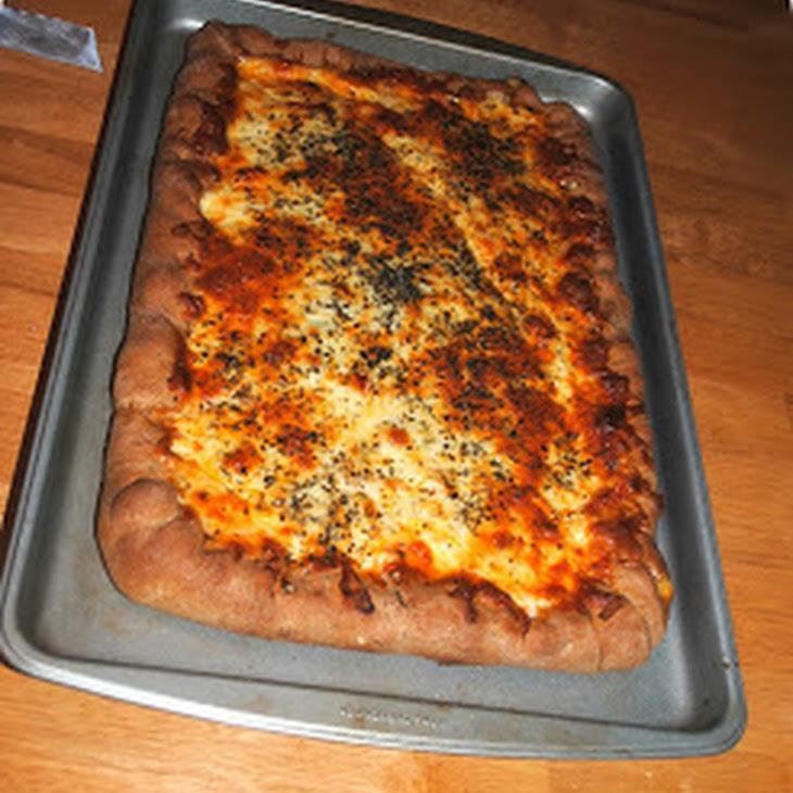 Whole Wheat Pizza Crust Recipe | Yummly