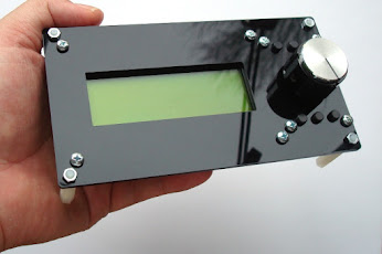 Rotary encoder keypad kit 20X4 LCD