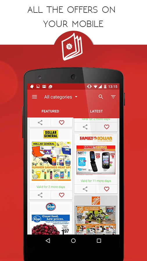 Tiendeo - Deals and Stores Screenshot 0