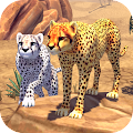 Download Cheetah Family Sim APK for Android Kitkat
