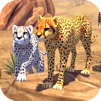 Cheetah Family Sim For PC (Windows And Mac)