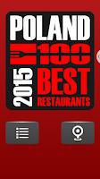 Screenshot of Poland 100 Best Restaurants