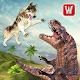 The Wolf vs Dinosaur Adventure
