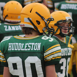 Huddleston by Liz Huddleston - Sports & Fitness American and Canadian football ( great falls, football, montana, football mom, rustlers )