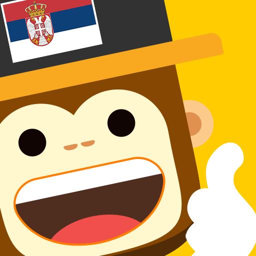 Android aplikacija Learn Serbian Language with Master Ling na Android Srbija
