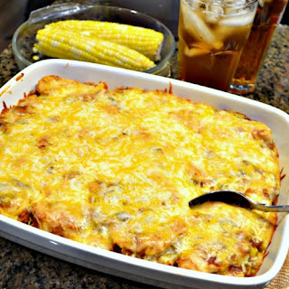 Mexican Arroz Con Pollo With Cheese Sauce Recipes