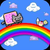 Free Download Nyan Cat Rainbow Runner APK for Samsung