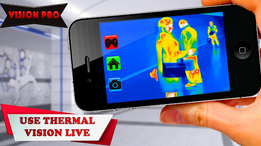 Thermal vision camera effects For PC