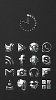 Screenshot of Krome Multi Lancher Icon Pack