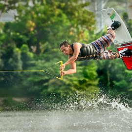 by Hery Sulistianto - Sports & Fitness Watersports