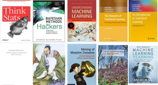Top tweets, Apr 19-25: 10 Free Must-Read Books for Machine Learning and Data Science