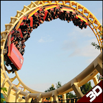 Roller Coaster Fun Simulator Icon