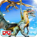 VR World of Dragons Race Sim icon