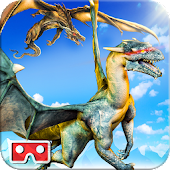 VR Race of Dragons 2017 APK for Bluestacks