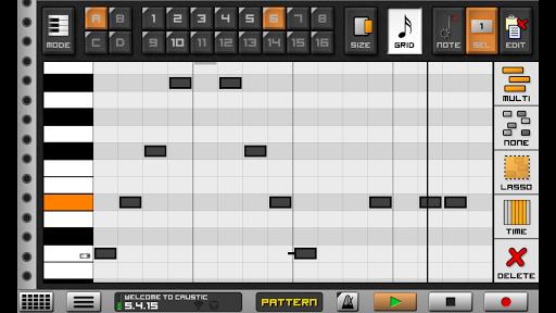 Caustic 3 screenshot 5
