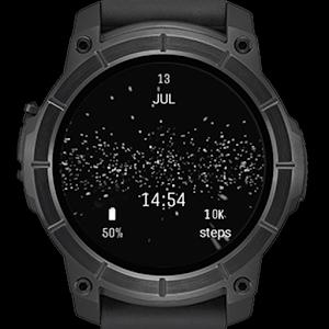 Star Particles sehen Gesicht für Android tragen android apps download