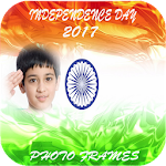 Independence Day 2017 Photo Frames Icon