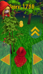 Red Riding Hood: 3D Run Cheats unlim gold