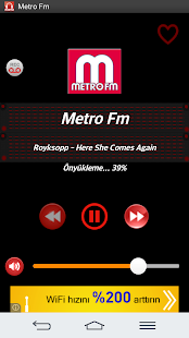 POP RADYO - screenshot