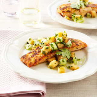 Ginger Crusted Salmon Recipes