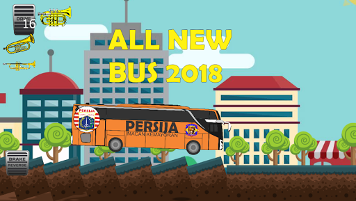 Bus Macan Kemayoran Simulator 2018 screenshot 3