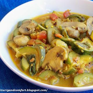 Zucchini Curry Powder Recipes