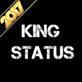 Download Full King Status 2017 1.0 APK