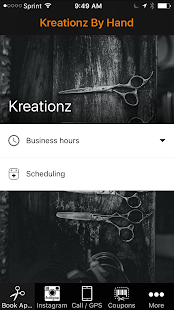 Kreationz By Hand - screenshot
