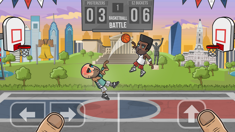 Basketball Battle Screenshot 0