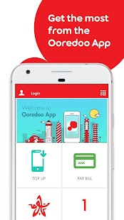 App Ooredoo Qatar apk for kindle fire