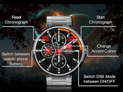 Fusion Watch Face- screenshot thumbnail