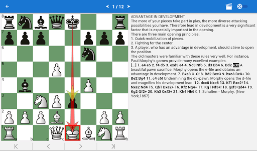 Chess Strategy (1800-2400) - screenshot