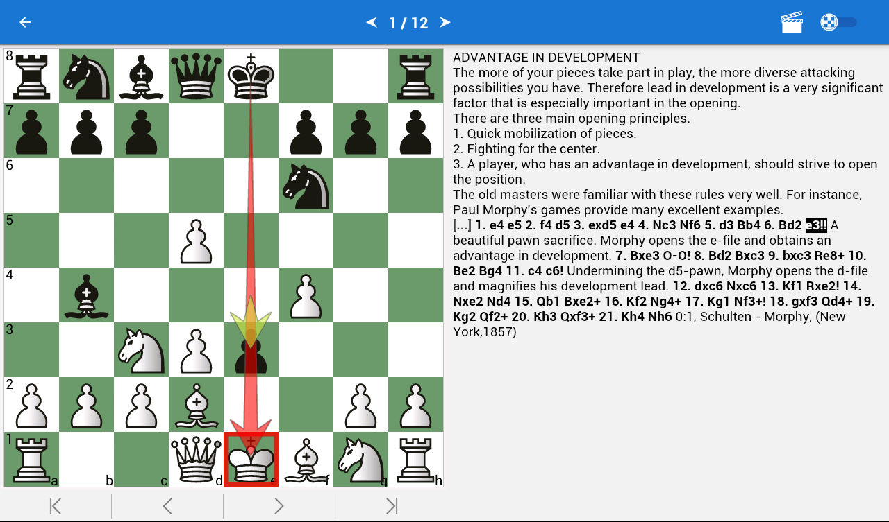 Chess Strategy (1800-2400) Screenshot 6