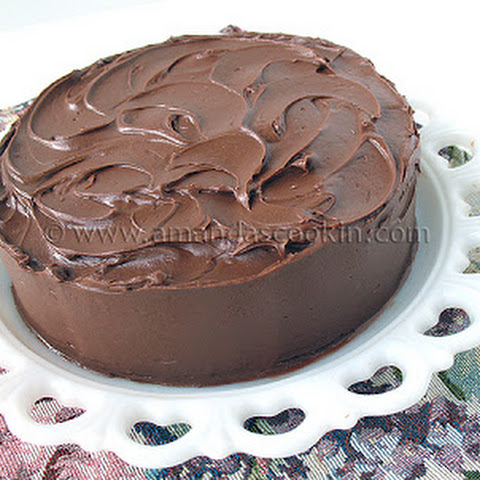 Nigella's Old Fashioned Chocolate Cake
