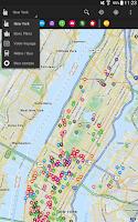 Screenshot of New York City Travel Tips