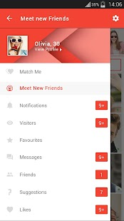 Dating App & Chat : W-Match- screenshot