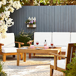 Create the perfect late-summer vibe with our outdoor conversation sets - great value and only here at George at Asda