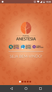 Anestesia App- screenshot