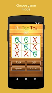 TicTacToe 2 - Material Taste - screenshot