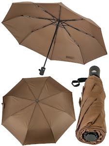 "Зонт ""Компакт M"", коричневый"