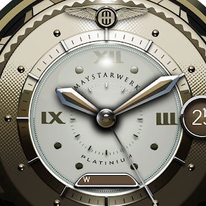 Platinium Watch Face