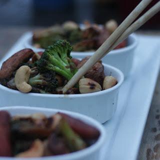 Chicken Cashew Broccoli Recipes