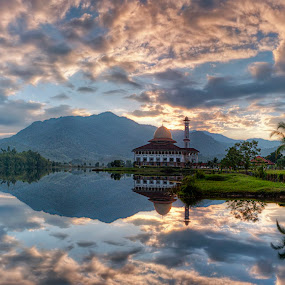 Darul Quran Mosque by Sham ClickAddict - Landscapes Mountains & Hills