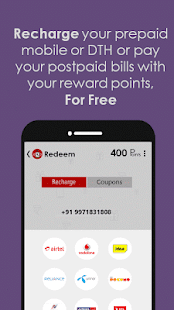 App PayTunes - Free Recharge APK for Windows Phone