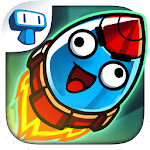 Space Rockets - Fun Adventure Through The Galaxy Icon