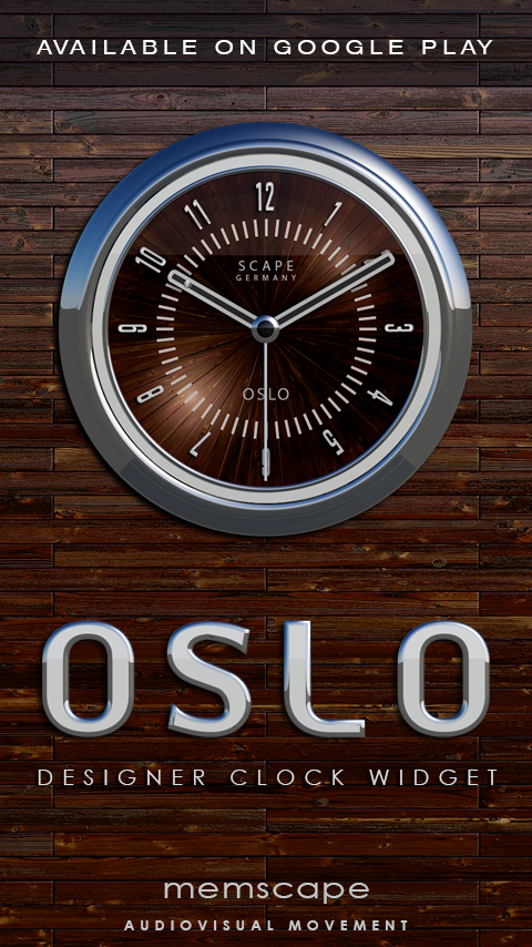 OSLO Next Launcher 3D Theme Screenshot 4