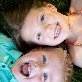 Happy by Mike DeMicco - Babies & Children Child Portraits