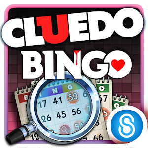 Cover art CLUEDO Bingo: Valentine's Day