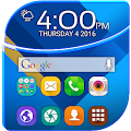 S7 Launcher and S7 edge theme