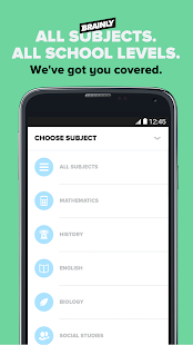 App Brainly: Homework Help APK for Windows Phone